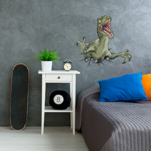Jurassic Park Raptor Wall Sticker