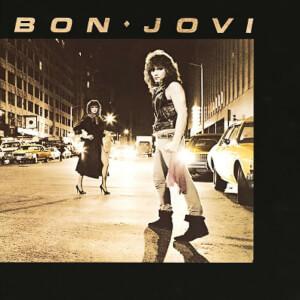 Bon Jovi - Bon Jovi LP