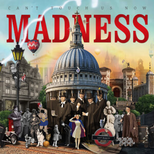 Madness - Can't Touch Us Now LP
