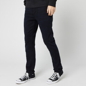 Nudie Jeans Men's Lean Dean Jeans - Black Out