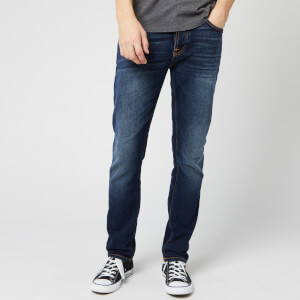 Nudie Jeans Men's Grim Tim Jeans - Ink Navy