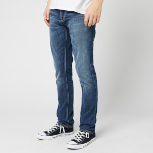 Nudie Jeans Men's Grim Tim Jeans - True Navy