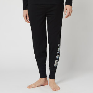 Polo Ralph Lauren Men's Jog Pant Sleep Bottoms - Polo Black