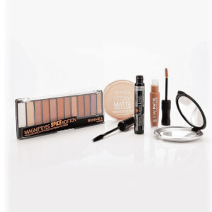 Rimmel The Ultimate Kit Gift Set (Worth £27.00)