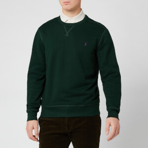 Polo Ralph Lauren Men's Basic Crew Sweatshirt - College Green