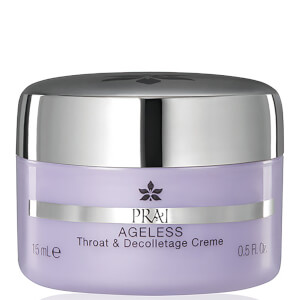 PRAI AGELESS Travel Throat & Decolletage Crème 15ml