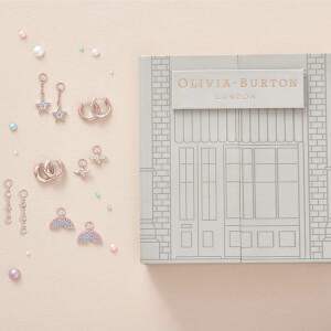 Olivia Burton Women's Rainbow House of Huggies Gift Set - Rose Gold