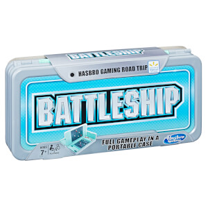 Hasbro Gaming Road Trip Battleship Game