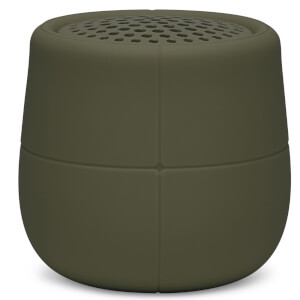 Lexon MINO X Water Resistant Bluetooth Speaker - Khaki