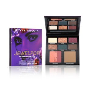 Kevyn Aucoin JEWELPOP Face & Eye Palette 8 oz (Worth $116.00)