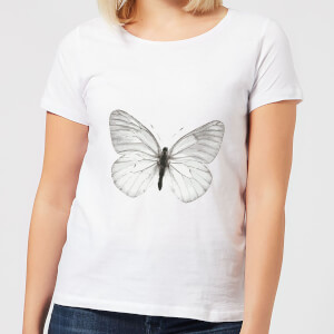 Butterfly 2 Women's T-Shirt - White