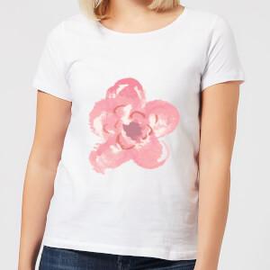 Flower 4 Women's T-Shirt - White