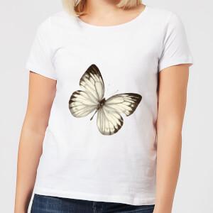 Butterfly 3 Women's T-Shirt - White
