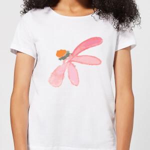 Flower 10 Women's T-Shirt - White