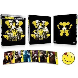 Watchmen 4K Ultra HD - Steelbook Edición Limitada Exclusivo Zavvi