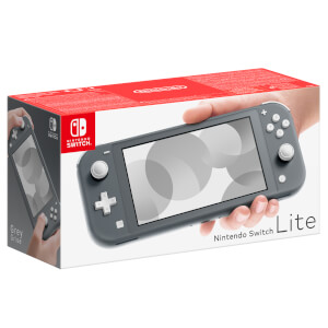 Nintendo Switch Lite (Grey)