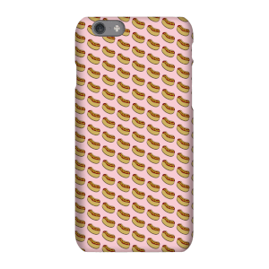 Cooking Hot Dog Pattern Phone Case for iPhone and Android