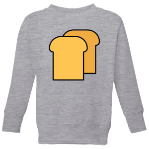 Cooking Toast Kids' Sweatshirt
