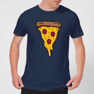 Cooking Pizza Slice Men's T-Shirt