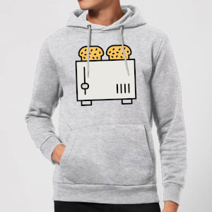 Cooking Toast In The Toaster Hoodie