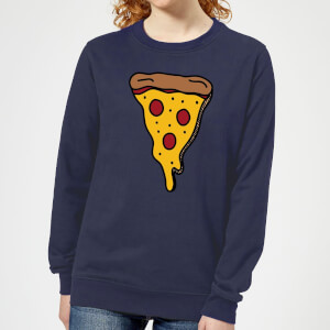 Cooking Pizza Slice Women's Sweatshirt