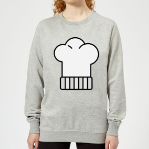 Cooking Chefs Hat Women's Sweatshirt