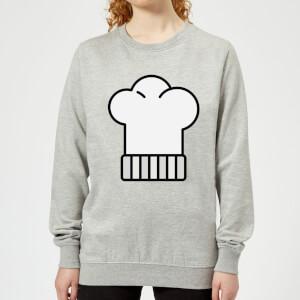 Cooking Chefs Hat Women's Sweatshirt
