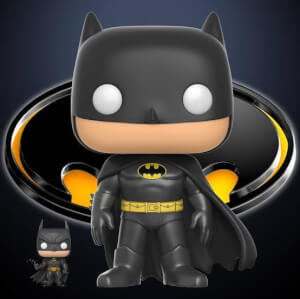 Figurine Pop! Batman 18 Pouces (45cm) – Batman