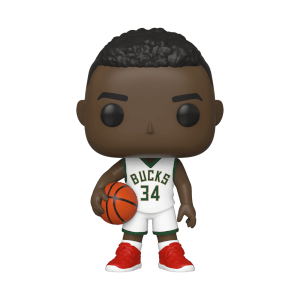 NBA Milwaukee Bucks Giannis Antetokounmpo Funko Pop! Vinyl