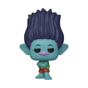 Trolls World Tour Branch Pop! Vinyl Figure