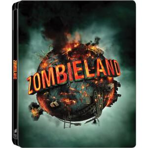 Zombieland 10th Anniversary - 4K Ultra HD Zavvi Exclusive Steelbook