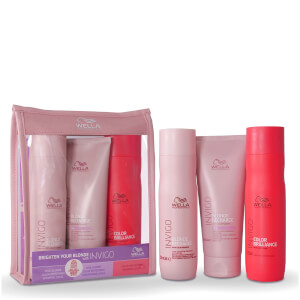 Wella Professionals Care Limited Edition Gift Set for Coloured and Blonde Hair (Worth $86.85)
