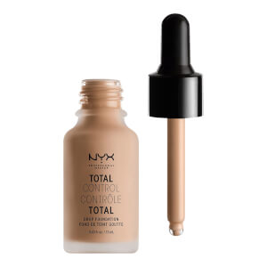 NYX Professional Makeup Total Control Drop Foundation 13ml (Various Shades)