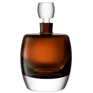 LSA Whisky Club Peat Brown Decanter - 1.05L