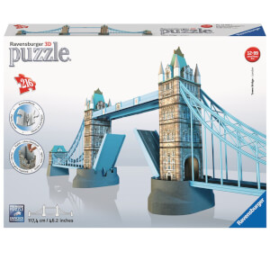 Ravensburger Tower Bridge 3D Jigsaw Puzzle (216 Pieces)