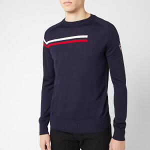 Rossignol Men's Diago Knitted Jumper - Navy
