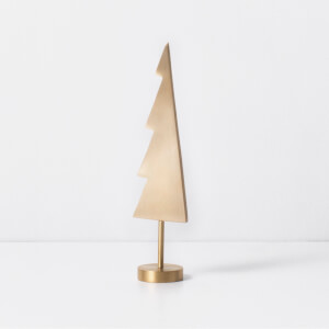 Ferm Living Winterland Brass Tree