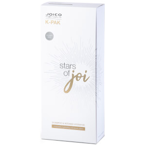 Joico Stars of Joi K-Pak Shampoo 300ml and Intense Hydrator Treatment 250ml (Worth £32.50)