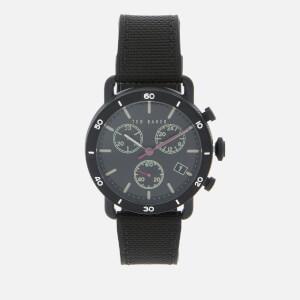 Ted Baker Men's Magarit Chrono Watch - Black