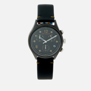 Ted Baker Men's Beleeni Chrono Watch - Black