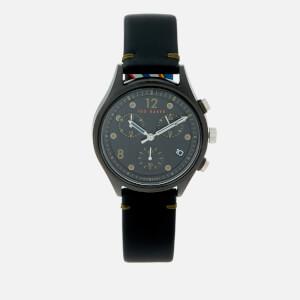 Ted Baker Men's Beleeni Chrono Watch - Black