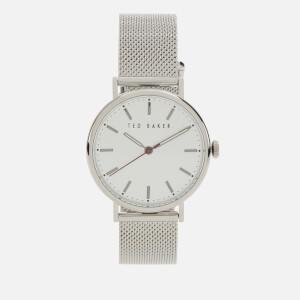 Ted Baker Women's Phylipa Metal Watch - Silver