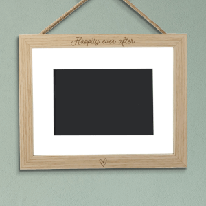 Happily Ever After Landscape Frame