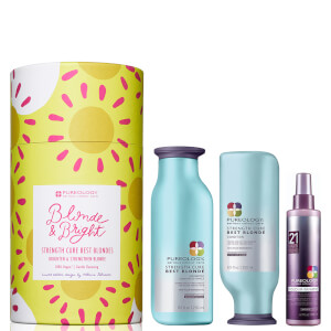 Pureology Best Blonde Christmas Set (Worth £60.00)