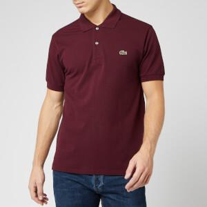 Lacoste Men's Classic Pique Polo Shirt - Vine Chine