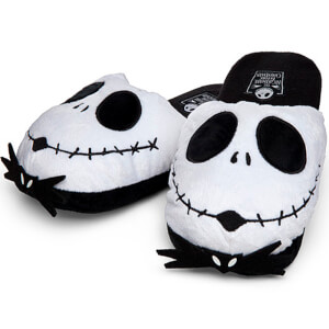 Disney Nightmare Before Christmas Jack Slippers