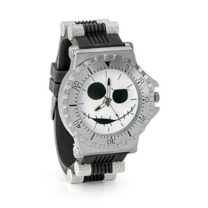 Disney Nightmare Before Christmas Jack Watch