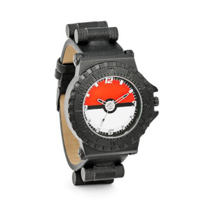 Pokemon Poker Ball Watch