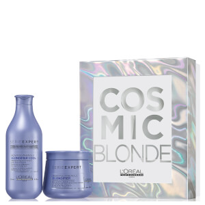 L'Oréal Professionnel Serie Expert Blondifier Cool Christmas Gift Set 550ml (Worth £30.39)