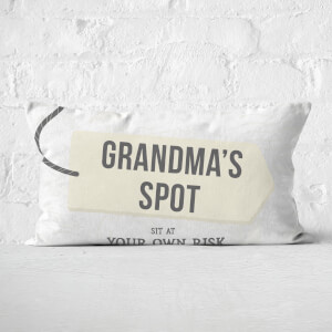 Grandma's Spot Rectangular Cushion